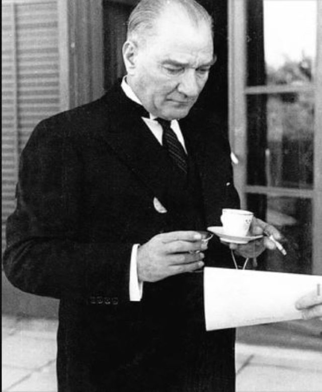 Atatürk'ün az bilinen fotoğrafları (6)