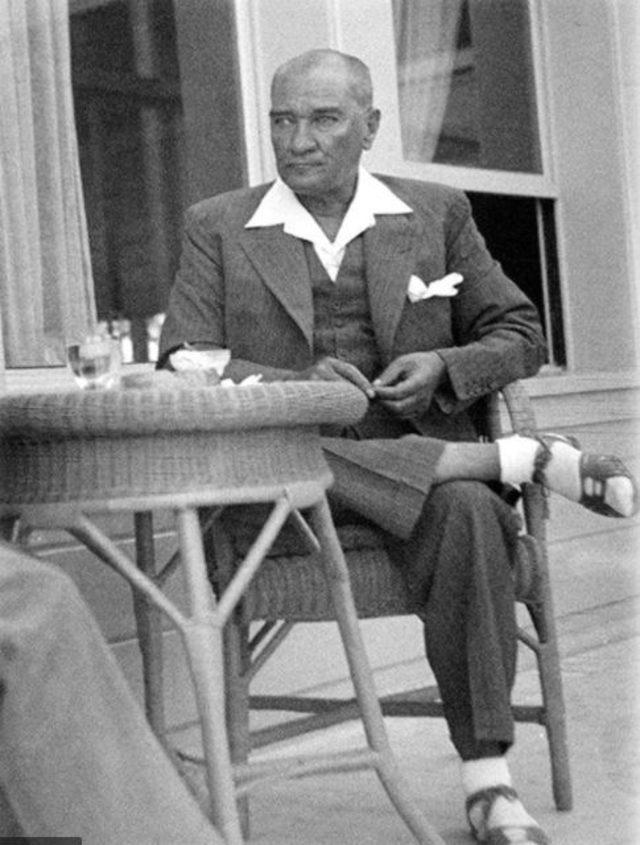 Atatürk'ün az bilinen fotoğrafları (7)