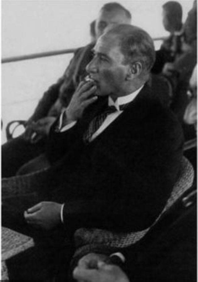 Atatürk'ün en güzel fotoğrafları (8)