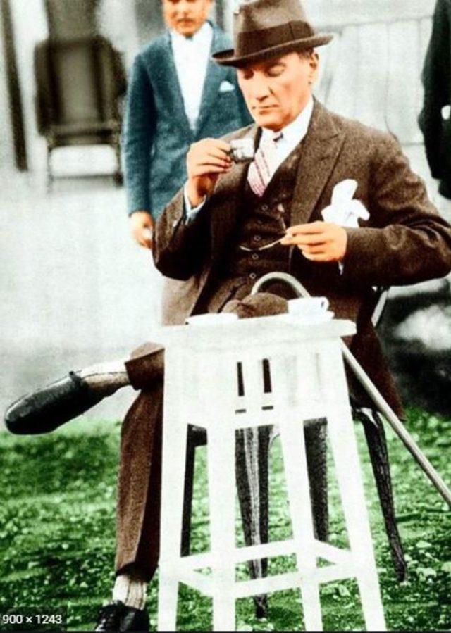 Atatürk'ün en güzel fotoğrafları (1)