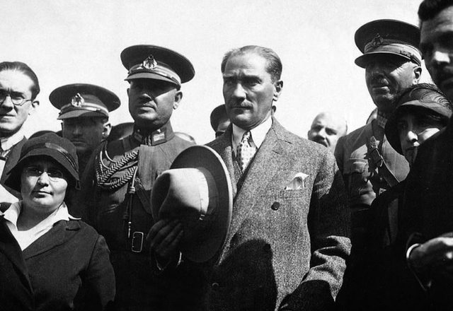 Atatürk'ün bilinmeyen fotoğrafları (2)