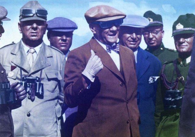 Atatürk'ün bilinmeyen fotoğrafları (3)