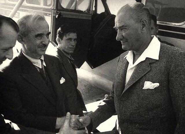 Atatürk'ün bilinmeyen fotoğrafları (6)