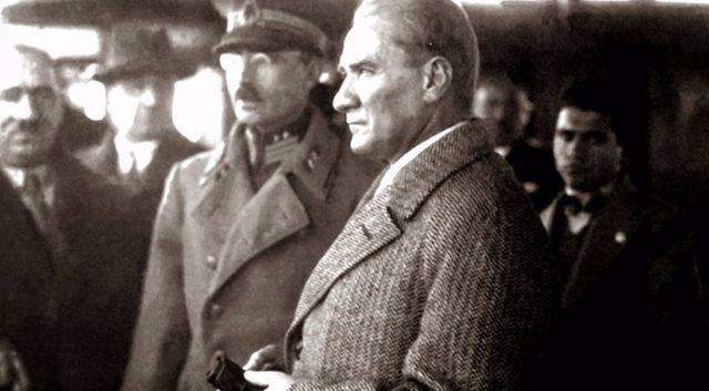 Atatürk'ün bilinmeyen fotoğrafları (7)