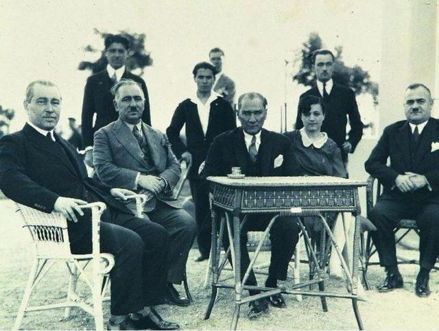 Atatürk'ün bilinmeyen fotoğrafları (8)