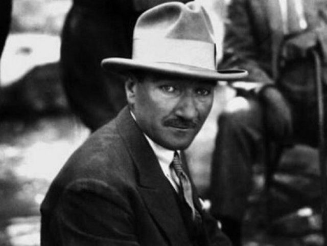 Atatürk'ün bilinmeyen fotoğrafları (9)