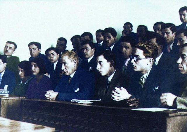 Atatürk'ün bilinmeyen fotoğrafları (10)