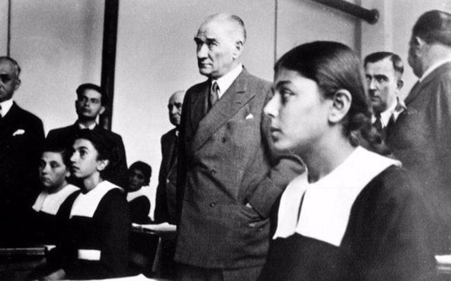 Atatürk'ün bilinmeyen fotoğrafları (11)