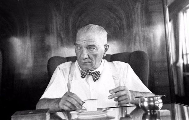 Atatürk'ün bilinmeyen fotoğrafları (12)
