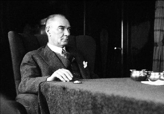 Atatürk'ün bilinmeyen fotoğrafları (13)