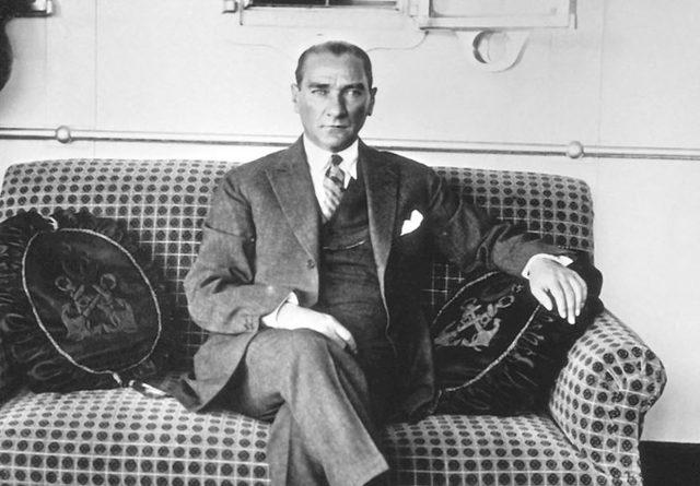 Atatürk'ün bilinmeyen fotoğrafları (14)