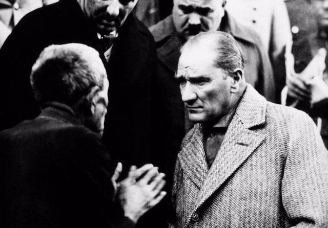 Atatürk'ün bilinmeyen fotoğrafları (15)