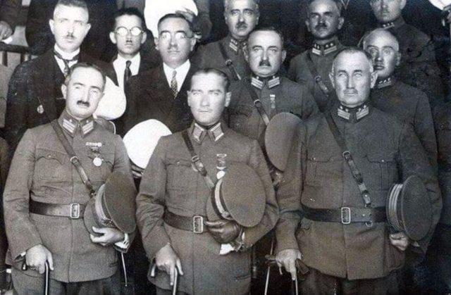 Atatürk'ün bilinmeyen fotoğrafları (16)