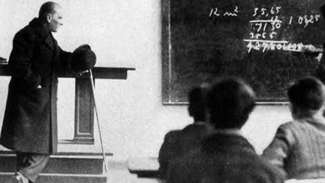 Atatürk'ün bilinmeyen fotoğrafları (17)
