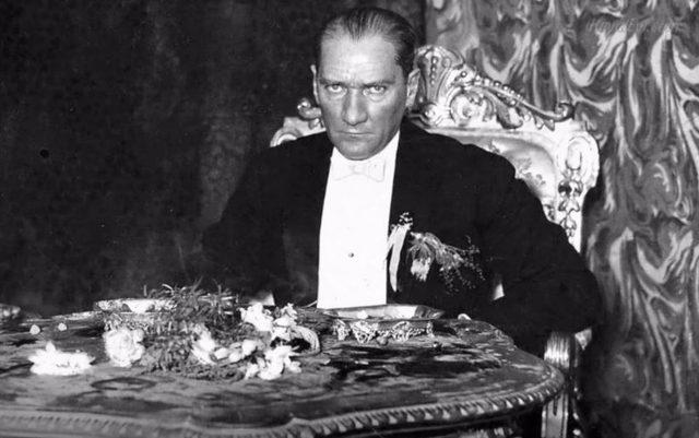 Atatürk'ün bilinmeyen fotoğrafları (19)
