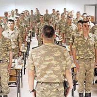 Askerdeki yemek duası değişti!