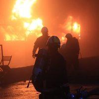 Otelde büyük yangın: 12 ölü