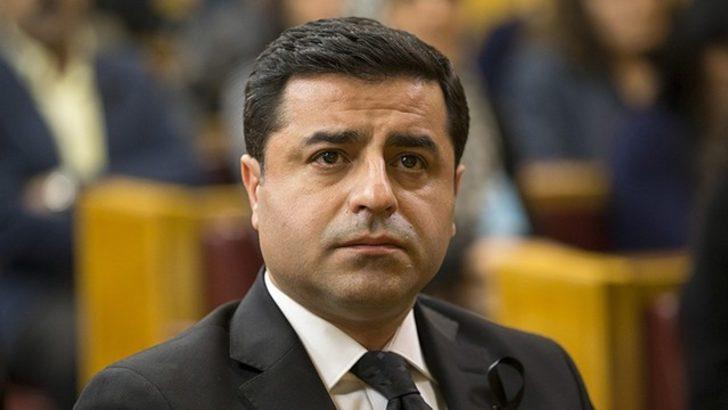 Anayasa Mahkemesi'nden son dakika Selahattin Demirtaş kararı