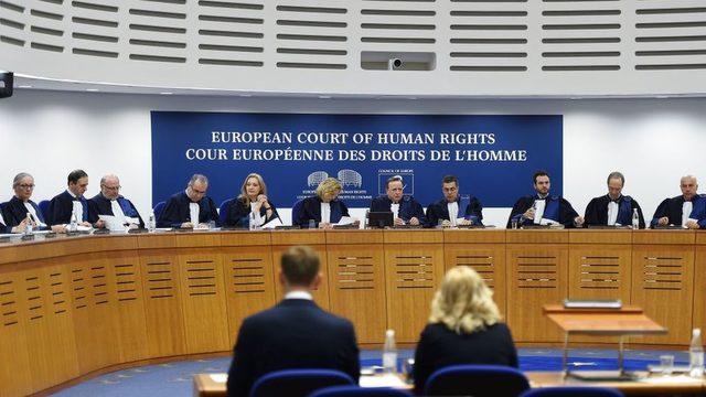 Avrupa İnsan Hakları Mahkemesi