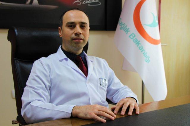 Merzifon Kara Mustafa Paşa Devlet Hastanesine sağlık turizmi belgesi