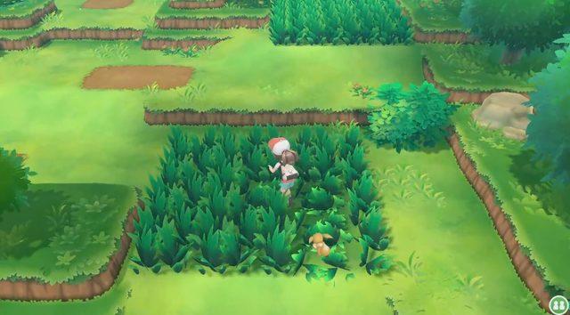 Pokemon çimler