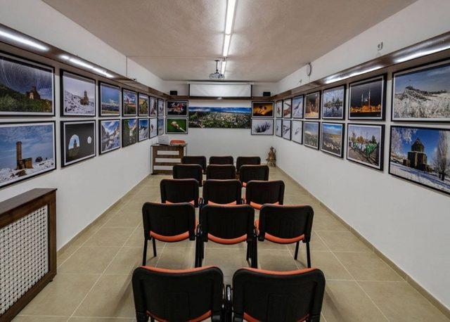 Fotoğraf sanatçısı Beşli, Kars'ı sanat gelerisinde tanıtacak