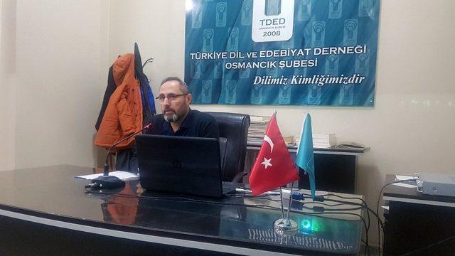 Ünlü şair Bahattin Karakoç Osmancık'ta anıldı