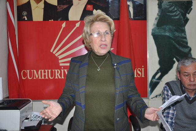 CHP Bartın il yönetimi istifa etti