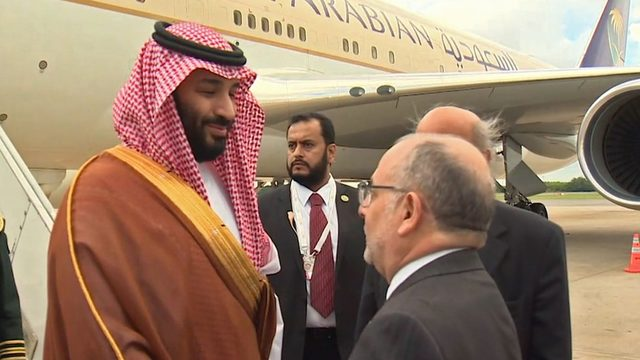 Veliaht Prensi Prens Muhammed bin Selman