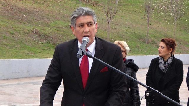 Karabük'te 3 Aralık dünya engelliler günü için tören düzenlendi