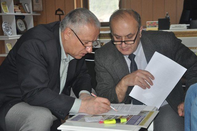 """Belediye Başkanı Çaylı, """"Tarife cetvellerinde artış  yapmayacağız"""""""