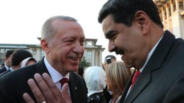 Cumhurbaşkanı Erdoğan Venezuela'da: Maduro, Türkiye ile yakınlaşmadan ne bekliyor?