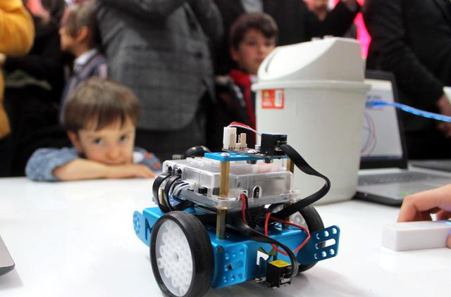 Ardahan'ın Robothan Takımı Çin yolcusu