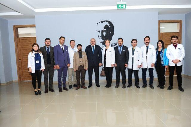 OSB Başkanı Aslan'dan Vali Zorluoğlu'na teşekkür