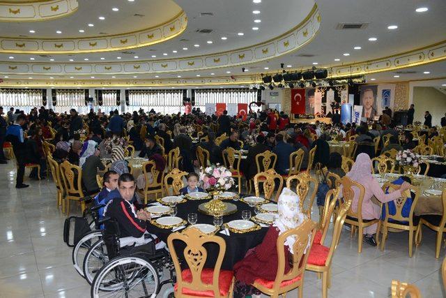 Van'da, '3 Aralık Dünya Engelliler Günü' etkinlikleri