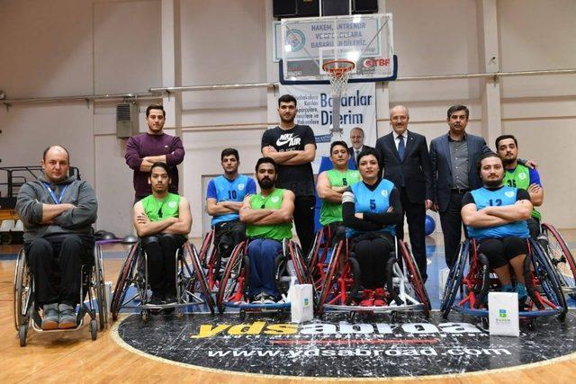 """Kafaoğlu: """"hepimiz engelli adayıyız"""""""