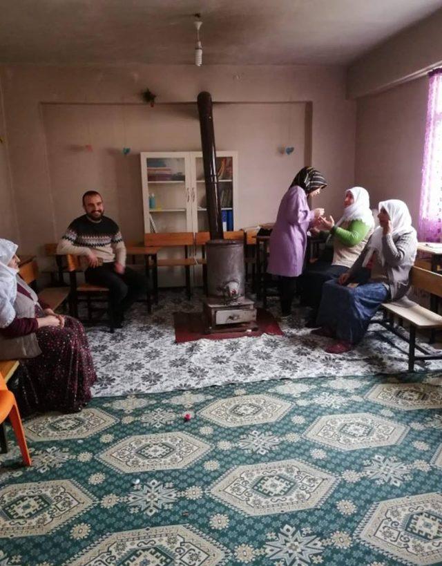 Özalp ilçesinde sağlık taraması