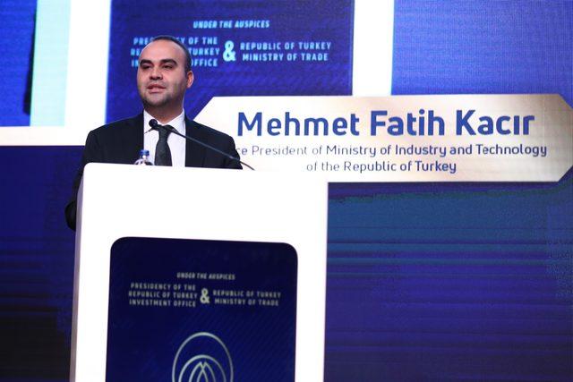 Badeer/Ercoşkun: Hedef Türkiye'ye üç milyar dolar yatırım çekmek