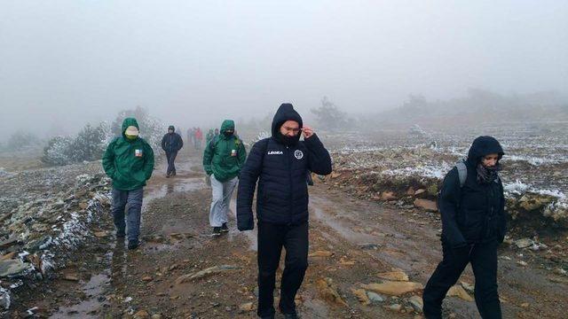 Yunanlı Turizmcilerden Kazdağlarına büyük ilgi