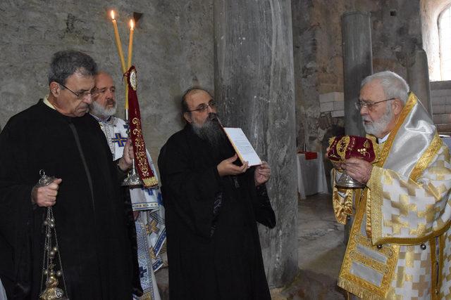 'Noel Baba' ölüm yıl dönümünde Demre'de anıldı