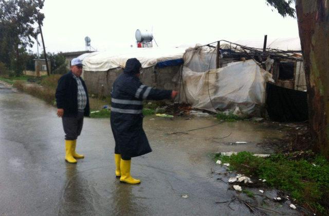 Mersin'de beklenen sağanak (4)