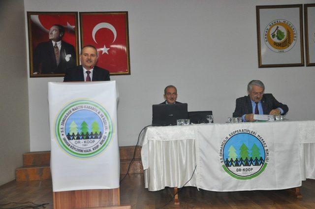 Or-Koop Bölge Birliği'nden Yenice'de eğitim semineri