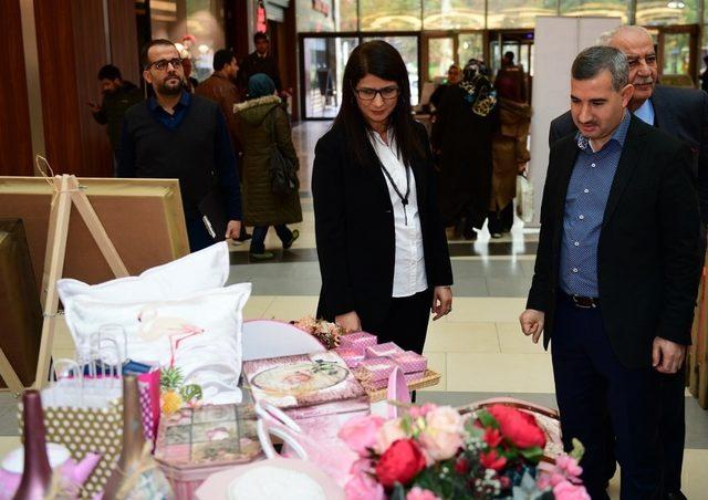 Anadolu kültürünün eşsiz güzellikleri 'Hünerli eller' sergisinde ön plana çıktı