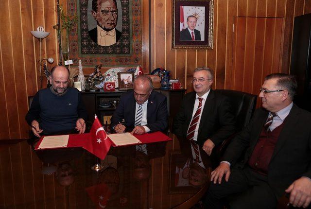 Atatürk Üniversitesi ile Erzurum Şeker Fabrikası ortaklaşa çalışacak