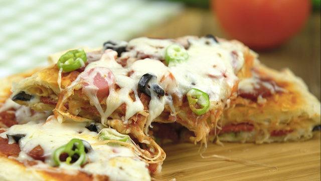 pizza börek