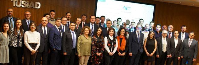 TÜSİAD Sanayide Dijital Dönüşüm Hızlandırıcı Programı'nın başarı hikayeleri paylaşıldı