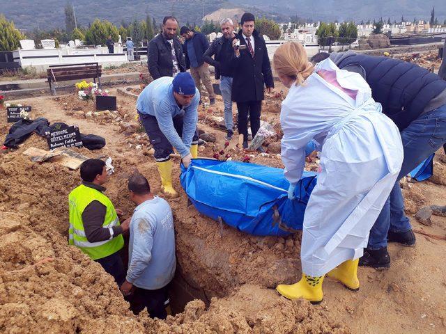 Doktor ihmalinden ölüm iddiası mezar açtırdı