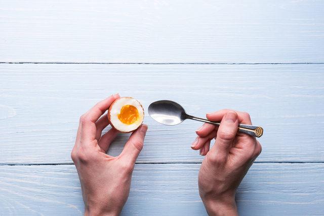 Günde 3 adet haşlanmış yumurta yediğinizde bakın ne oluyor