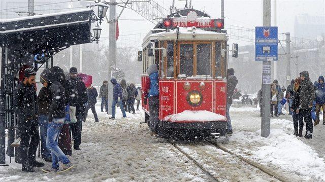 Meteoroloji'den İstanbul için son dakika kar yağışı uyarısı! (İstanbul hava durumu yarın nasıl olacak)