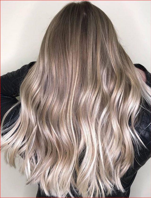 2019un En Trend Saç Renkleri Tereyağı Ve Konyak Tonları